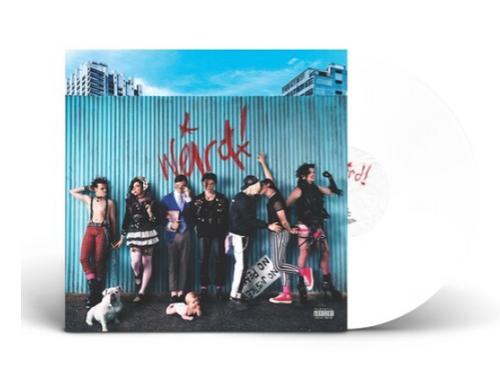 Yungblud – Weird.   (Vinyl, LP, Album, White)