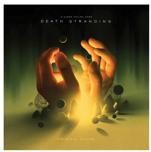 Ludvig Forssell – Death Stranding (Original Score).   (3 × Vinyl, LP, Album, 180g)