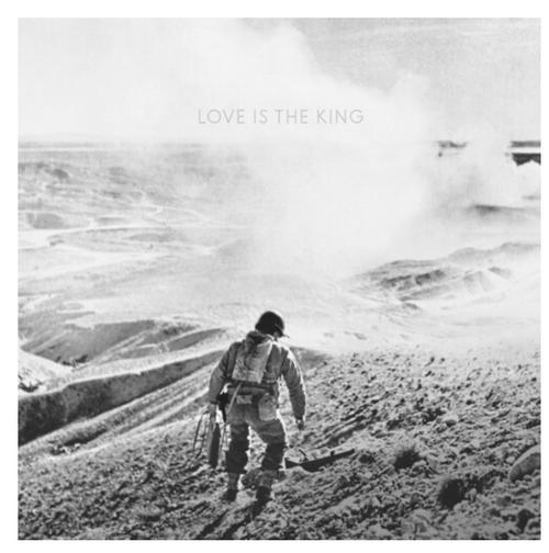 Jeff Tweedy – Love Is The King.   (Vinyl, LP, Album, Clear)