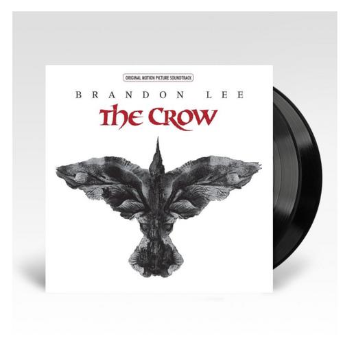 The Crow - Original Motion Picture Soundtrack.   (2x, Vinyl, LP, Single Sided, Etched)