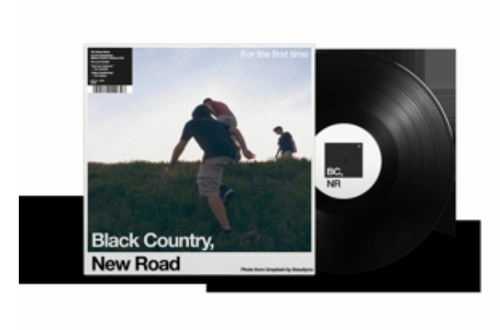 Black Country, New Road – For The First Time.   (Vinyl, LP, Album)
