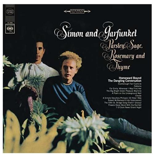 Simon & Garfunkel – Parsley, Sage, Rosemary And Thyme.    (Vinyl, LP, Album, 180 gram)