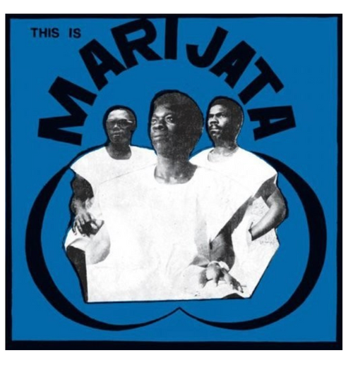Marijata ‎– This Is Marijata.   (Vinyl, LP, Album)