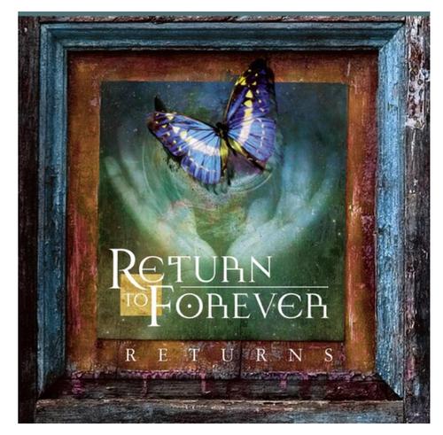 Return To Forever – Returns.   ( 4 × Vinyl, LP, Album)