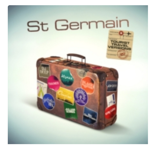 St Germain ‎– Tourist Travel Versions.   (2 × Vinyl, LP, Album)