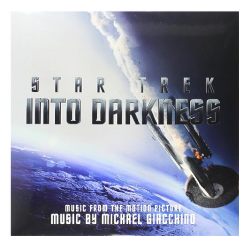 Star Trek Into Darkness - Music From The Motion Picture - Michael Giacchino.   (Vinyl, LP, Album)