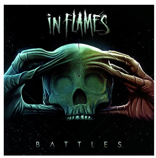 In Flames ‎– Battles.   (Box Set, Limited Edition, Yellow Transparent)