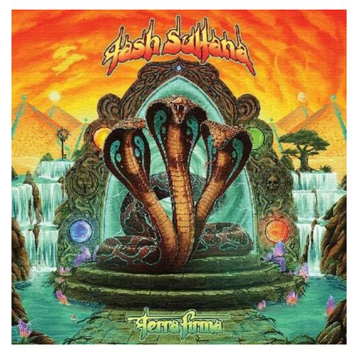 Tash Sultana – Terra Firma.    (2 × Vinyl, LP, Album, Limited Edition, Yellow, Gatefold)