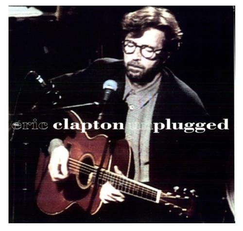 Eric Clapton – Unplugged.   ( Vinyl, LP, Album, Gatefold)