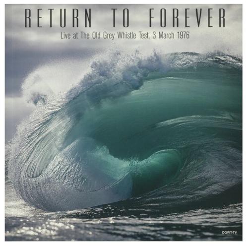 Return To Forever – Live At The Old Grey Whistle Test.   (Vinyl, LP, Album)
