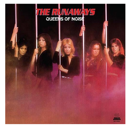 The Runaways ‎– Queens Of Noise.   (Vinyl, LP, Album)