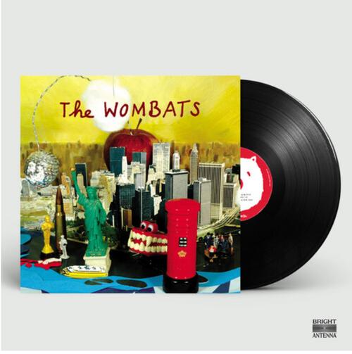 "The Wombats – The Wombats.   (Vinyl, 10"", 45 RPM, EP)"
