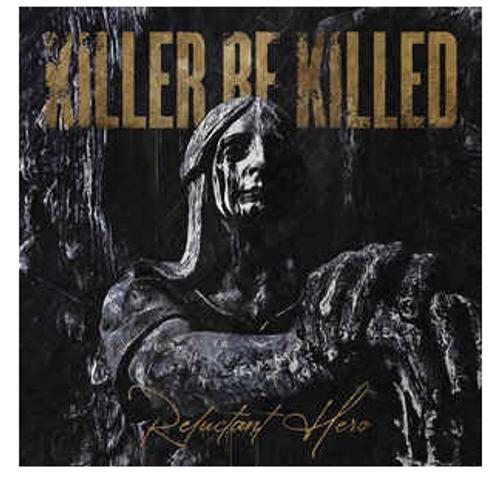 Killer Be Killed – Reluctant Hero.   ( 2 × Vinyl, LP, Album, Limited Edition, White/Gold Splatter)