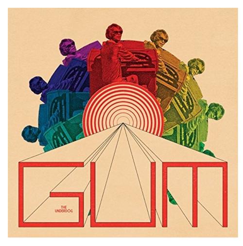 Gum  – The Underdog.   (Vinyl, LP, Album)