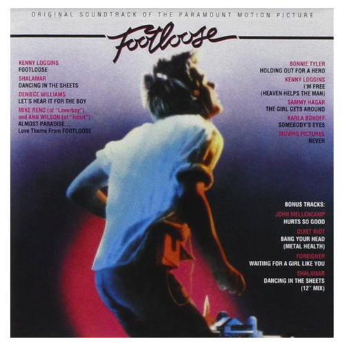 Footloose - Original Motion Picture Soundtrack.   ( Vinyl, LP, Album, Compilation)