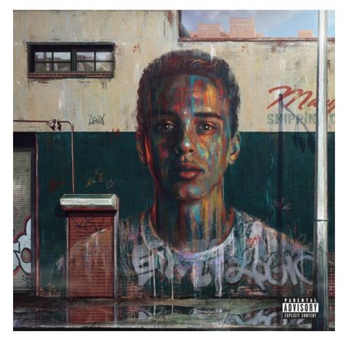 Logic  – Under Pressure.    (2 × Vinyl, LP, Album, Deluxe Edition)