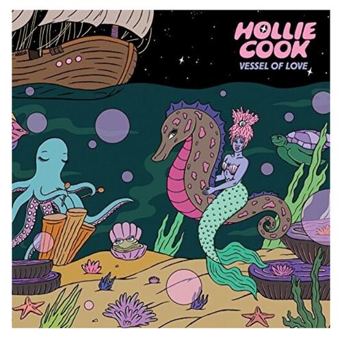 Hollie Cook – Vessel of Love.   (Vinyl, LP, Album)