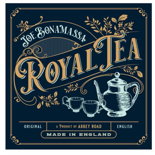 Joe Bonamassa – Royal Tea.    (2 × Vinyl, LP, Album, 180 Gram)