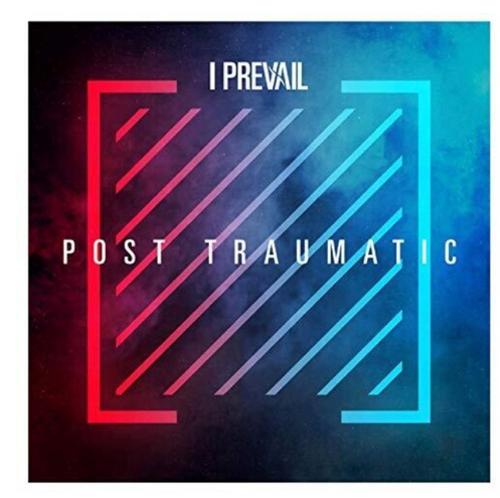 I Prevail – Post Traumatic.   (2 × Vinyl, LP, Album, Limited Edition, Purple)
