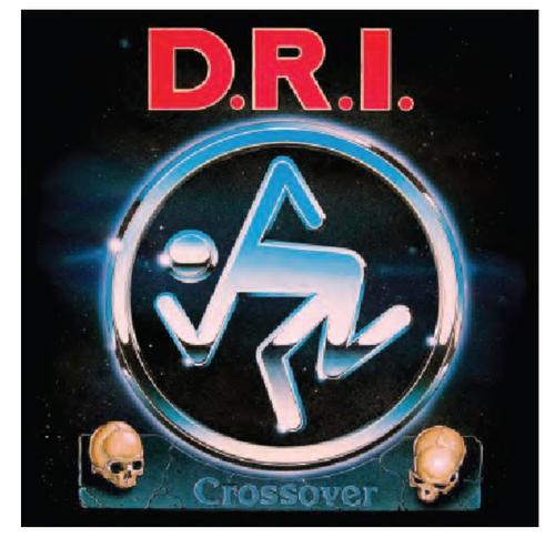 D.R.I. – Crossover.   (Vinyl, LP, Album)