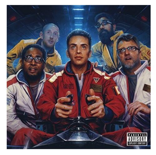 Logic  – The Incredible True Story.   (2 × Vinyl, LP, Album)