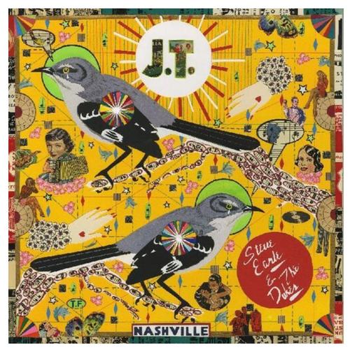 Steve Earle & The Dukes – J.T.    (Vinyl, LP, Album)