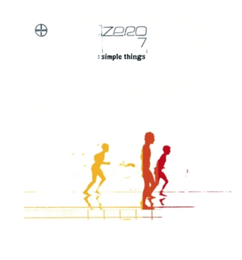 Zero 7 ‎– Simple Things.   (2 × Vinyl, LP, Album, 180gr)
