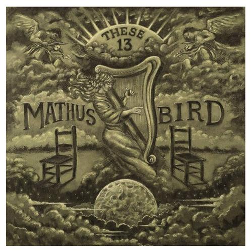 Jimbo Mathus & Andrew Bird – These 13.   (Vinyl, LP, Album)