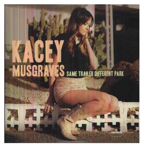 Kacey Musgraves – Same Trailer Different Park.   (Vinyl, LP, Album)