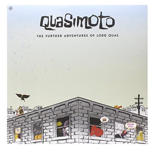 Quasimoto – The Further Adventures Of Lord Quas.   (2 × Vinyl, LP, Album)