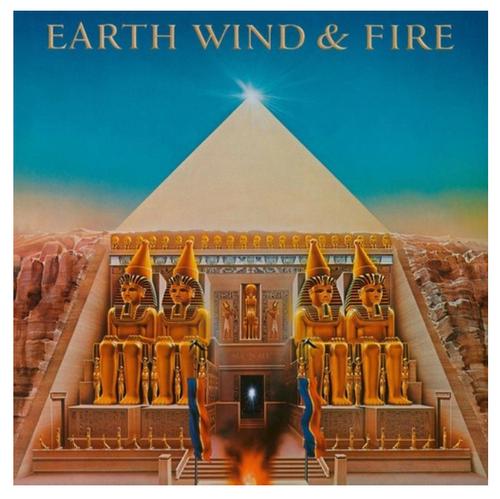 Earth, Wind & Fire – All 'N All.   (Vinyl, LP, Album, 180ɢ, Gatefold)