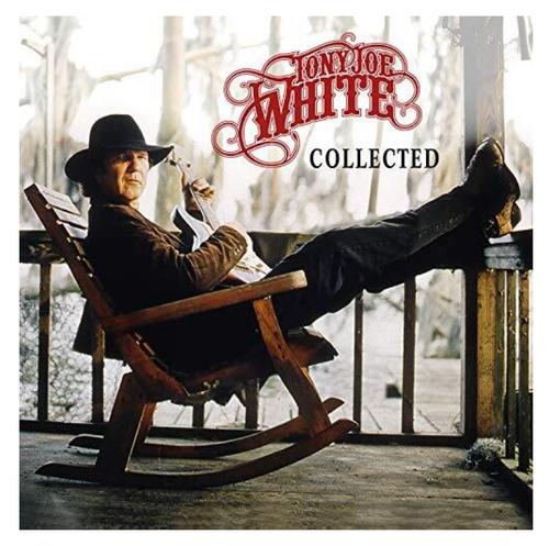 Tony Joe White – Collected.   ( 2 × Vinyl, LP, Compilation)