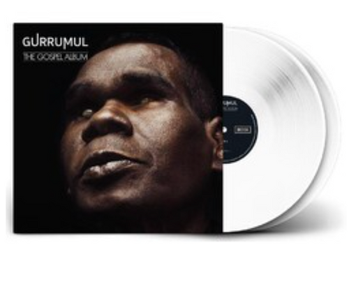 Gurrumul ‎– The Gospell Album.   (2x Vinyl, LP, Album, White)