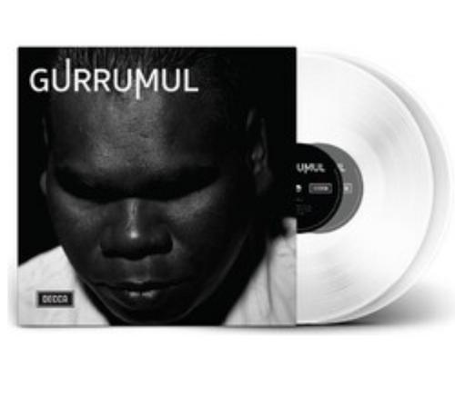 Gurrumul – Gurumul.     (Vinyl, LP, Album, Clear)