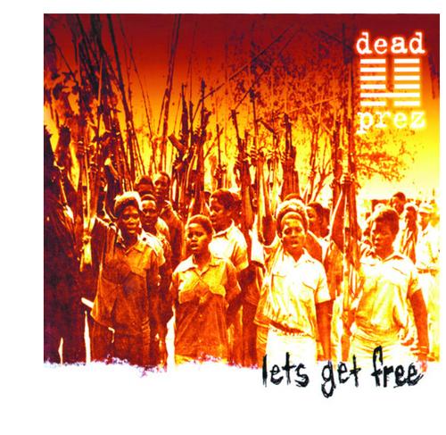 Dead Prez – Lets Get Free.   ( 2 × Vinyl, LP, Album)