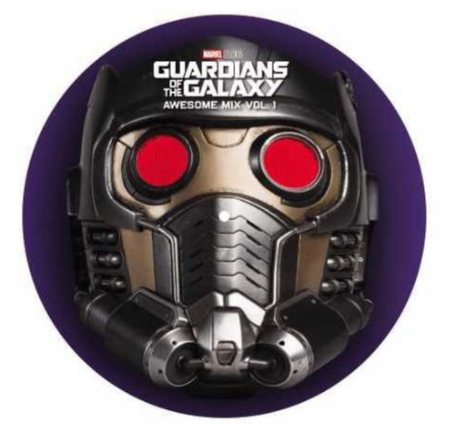 Guardians Of The Galaxy: Awesome Mix Vol. 1 - Original Motion Picture Soundtrack.   (Vinyl, LP, Album, Picture Disc)