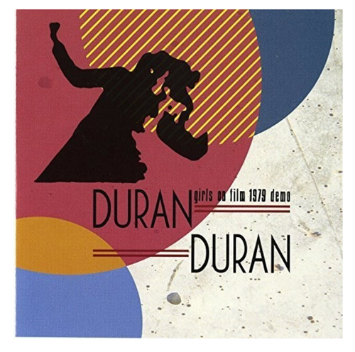 "Duran Duran ‎– Girls On Film 1979 Demo.   (Vinyl, 12"", 45 RPM, EP, Red Translucent)"