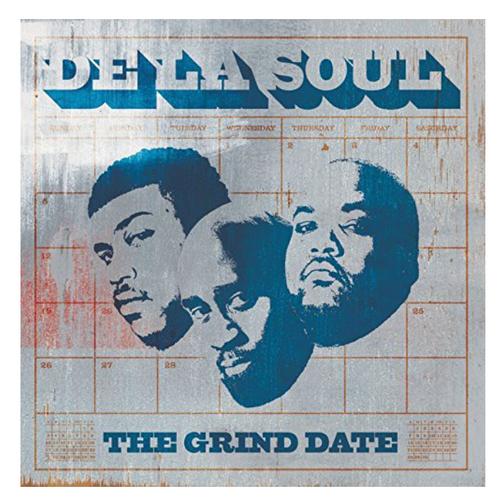 De La Soul – The Grind Date.    ( 2 × Vinyl, LP, Album)