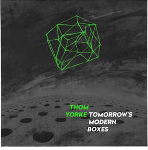 Thom Yorke ‎– Tomorrow's Modern Boxes   ( Vinyl, LP, Album, White, 180g)