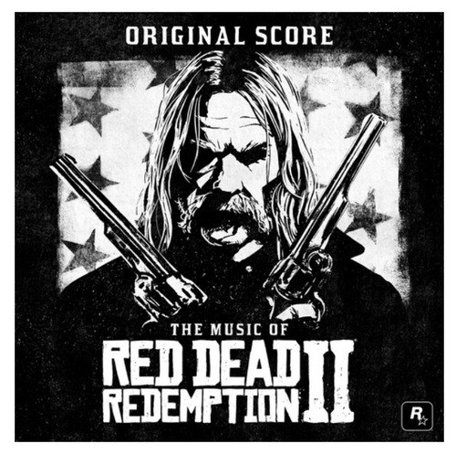 The Music Of Red Dead Redemption II 2 × Vinyl, LP, Album, Limited Edition, Stereo, Clear) - Original Score.