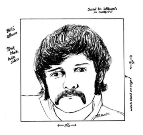 Bill Stone  – Stone.   ( Vinyl, LP, Album)