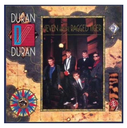 Duran Duran ‎– Seven And The Ragged Tiger.   (2x, Vinyl, LP, Album,)