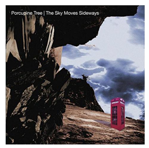 Porcupine Tree – The Sky Moves Sideways.   (2 × Vinyl, LP, Album, 180g)