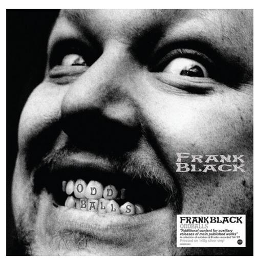 Frank Black – Oddballs.   (Vinyl, LP, Compilation, Silver)