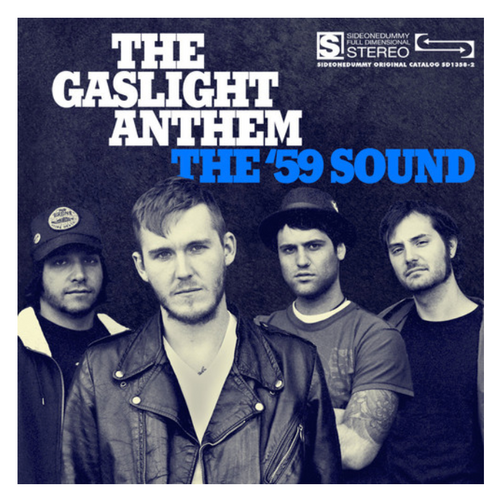 Gaslight Anthem – The '59 Sound    (Vinyl, LP, Album)