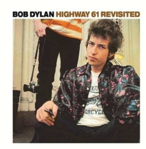 Bob Dylan ‎– Highway 61 Revisited.     (Vinyl, LP, Album, Clear)
