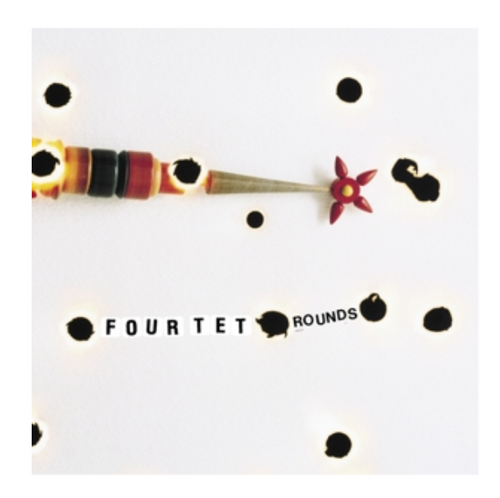 Four Tet ‎– Rounds.   (2 × Vinyl, LP, 180g, CD)