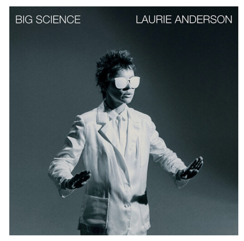 Laurie Anderson ‎– Big Science.   (Vinyl, LP, Album, Red Opaque)