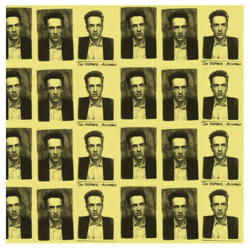 Joe Strummer ‎– Assembly.   (2 × Vinyl, LP, Compilation, Limited Edition, Red)