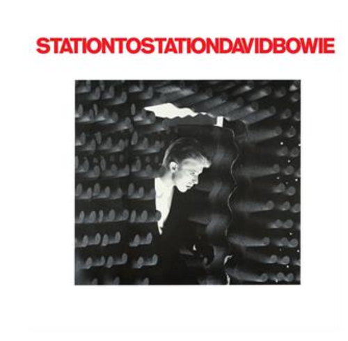 David Bowie ‎– Station To Station.   (Vinyl, LP, Album, Limited Edition,  Red)